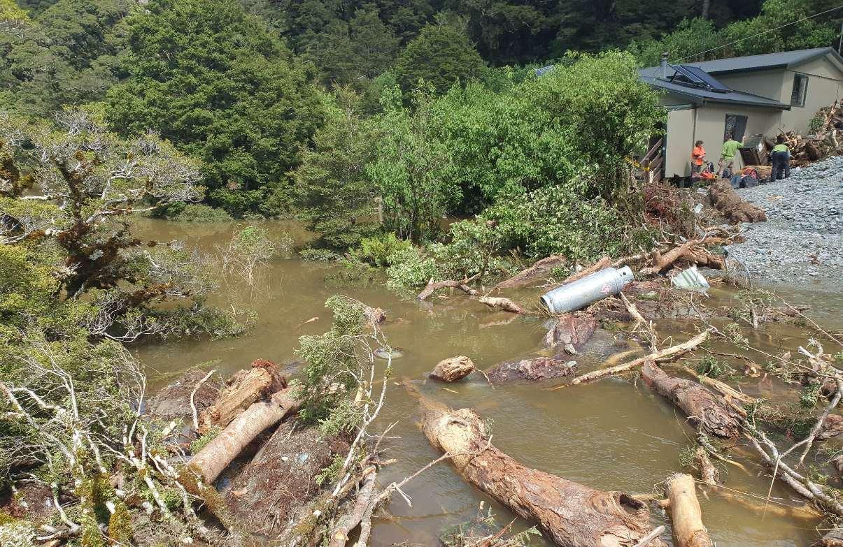 howden-hut-damage